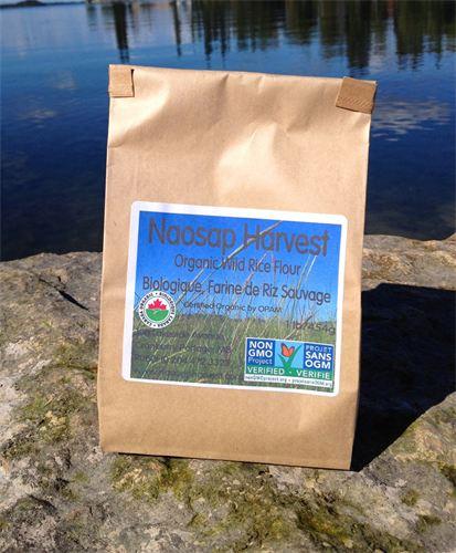 1 Pound Organic Wild Rice Flour