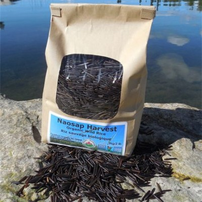 2 Pounds Organic Wild Rice